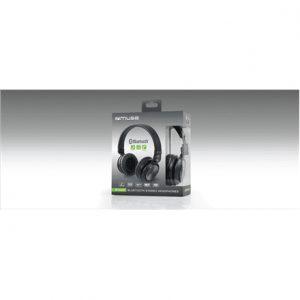 Muse M-276BT Headband/On-Ear, Microphone, Black