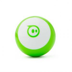 Sphero Mini Robot Green  Green/ white, No, Plastic
