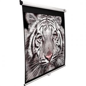 "Elite Screens Manual Screens M150XWH2 Diagonal 150 "", 16:9, Viewable screen width (W) 332 cm, White"