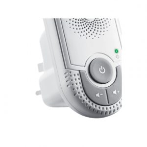 Motorola MBP8 Baby Monitor Connect Single White/Silver Motorola