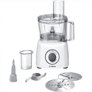 Bosch Kitchen machine Multi Talent 3  MCM3110W White, 800 W, Rotary
