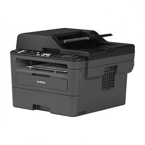Brother Multifunction Printer with Fax MFCL2710DW Mono, Laser, Multifunction Printer with Fax, A4, Wi-Fi, Black