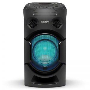 Muusikakeskus Sony, torn, BT, NFC, 2xmikr., must