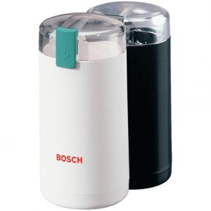 Coffee Grinder Bosch MKM6003 Black, 75 g, 180 W, Number of cups 9 pc(s)