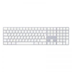 Apple Magic Keyboard with Num.KP.RUS