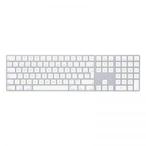 Apple Magic Keyboard with Num.KP.SWE