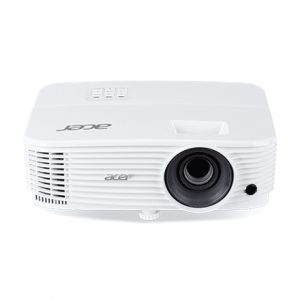 Acer Value Series P1150  SVGA (800×600), 3600 ANSI lumens, 20000:1, White