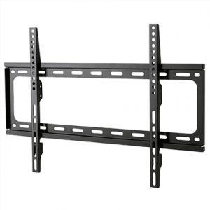 "Acme Wall mount, MTLF51, Fixed, 32 – 65″ "", Maximum weight (capacity) 35 kg, VESA 100×100, 200×200, 300×300, 400×400, 500×400, 600×400 mm, Black"