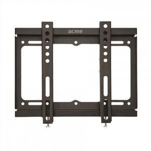"Acme Wall Mount, MTSF11, Fixed, 17-42 "", Maximum weight (capacity) 20 kg, VESA 100×100, 200×100, 200×200 mm, Black"
