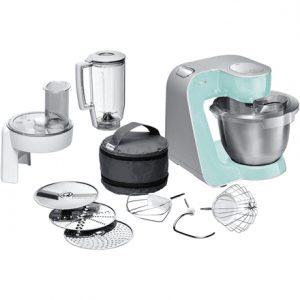 Bosch Universal-Küchenmaschine MUM58020 White, 1000 W, Buttons