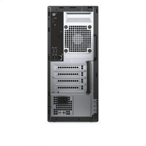 Dell OptiPlex 3050 Desktop, Tower, Intel Core i3, i3-7100, Internal memory 4 GB, DDR4, HDD 500 GB, Intel HD, DVD+/-RW Bezel, Keyboard language English, Windows 10 Pro