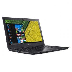 "Acer Aspire 3 A315-51 Black, 15.6 "", HD, 1366 x 768 pixels, Matt, Intel Core i3, i3-6006U, 4 GB, DDR4, HDD 500 GB, 5400 RPM, Intel HD, No Optical drive, Windows 10 Home, 802.11 ac/a/b/g/n, Bluetooth version 4.0, Keyboard language English, Warranty 24 month(s), Battery warranty 12 month(s)"