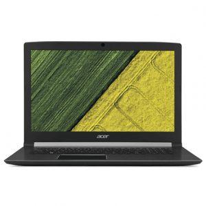 "Acer Aspire 7 A715-71G Black, 15.6 "", IPS, Full HD, 1920 x 1080 pixels, Matt, Intel Core i5, i5-7300HQ, 8 GB, DDR4, SSD 256 GB, NVIDIA GeForce 1050, GDDR5, 2 GB, No ODD, Windows 10 Home, 802.11 ac/ a/b/g/n, Bluetooth version 4.0, Keyboard language English, Keyboard backlit, Warranty 24 month(s), Battery warranty 12 month(s)"