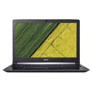 "Acer Aspire 5 A515-51 Black, 15.6 "", HD, 1366 x 768 pixels, Matt, Intel Core i5, i5-8250U, 4 GB, DDR4, SSD 128 GB, Intel HD, No Optical drive, Windows 10 Home, 802.11 ac/a/b/g/n, Bluetooth version 4.0, Keyboard language English, Warranty 24 month(s), Battery warranty 12 month(s)"