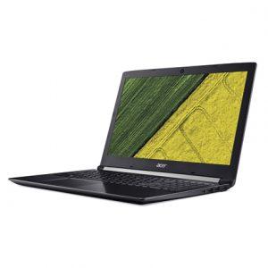 "Acer Aspire 5 A515-51G Black, 15.6 "", Full HD, 1920 x 1080 pixels, Matt, Intel Core i5, i5-8250U, 4 GB, DDR4, HDD 1000 GB, 5400 RPM, NVIDIA GeForce MX150, GDDR5, 2 GB, No Optical drive, Windows 10 Home, 802.11 ac/a/b/g/n, Bluetooth version 4.0, Keyboard language English, Warranty 24 month(s), Battery warranty 12 month(s)"