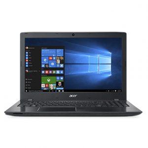 "Acer Aspire E E5-576G Black, 15.6 "", Full HD, 1920 x 1080 pixels, Matt, Intel Core i3, i3-6006U, 4 GB, DDR3, SSD 256 GB, NVIDIA GeForce 940MX, GDDR5, 2 GB, DVD-Super 8X Multi DL drive, Windows 10 Home, 802.11ac, Bluetooth version 4.0, Keyboard language English, Russian, Warranty 24 month(s), Battery warranty 12 month(s)"