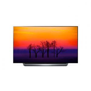 LG OLED55C8PLA 55″ (140 cm), Smart TV, Ultra HD OLED, 3840 x 2160 pixels, Wi-Fi, DVB-T/T2/C/S/S2, Black