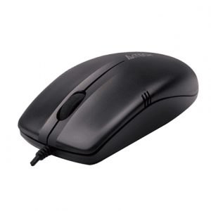 A4Tech OP-530NU wired, Black, Mouse