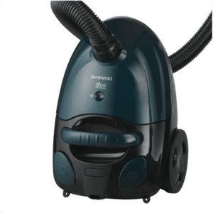 DAEWOO Vacuum cleaner RC-2200GA/2A Bagged, Green, 700 W, 3 L, A, A, D, F, 77 dB,