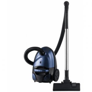 DAEWOO Vacuum cleaner RC-2200SA/2A Bagged, Blue, 700 W, 3 L, A, A, D, F, 77 dB,