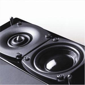 Edifier S330D Speaker type 2.1, 3.5mm/Optical/Coaxial, Black, 72 W