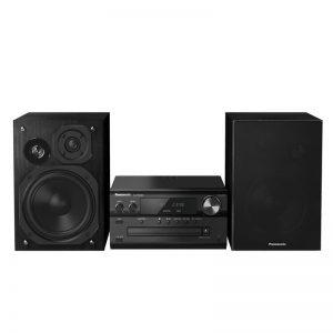 Muusikakeskus Panasonic, BT,CD,120W, must
