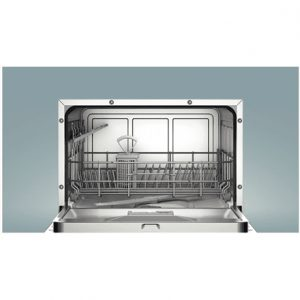 Bosch Dishwasher SKS62E22EU Table, Width 59.5 cm, Number of place settings 6, Number of programs 6, A+, AquaStop function, White