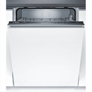 Bosch Dishwasher SMV24AX01E Built in, Width 60 cm, Number of place settings 12, Number of programs 4, A+, AquaStop function, Stainless steel
