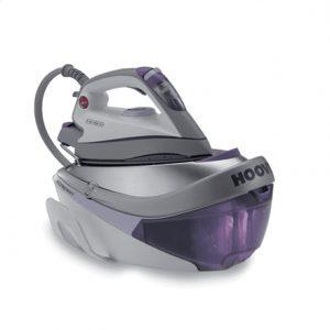 Hoover Steam generator  SRD41082 01 Purple/ grey, 2100 W, 1 L, 6 bar, Auto power off,