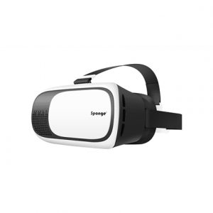 Sponge Yes, White/ black, Yes, Virtual Reality Glasses, Android and iOS operating systems