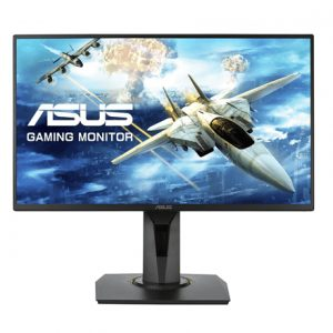 "Asus Gaming Monitor VG258Q 24.5 "", TN, FHD, 1920 x 1080 pixels, 16:9, 1 ms, 400 cd/m², Black"