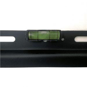 "Gembird Wall mount, WM-75F-01, 40-75 "", Fixed, Maximum weight (capacity) 50 kg, VESA max 600×400 mm, Black"