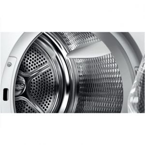 Bosch Dryer WTY87859SN Condensed, Heat pump, 9 kg, Energy efficiency class A++, Self-cleaning, White, Depth 63.4 cm, TFT,