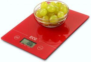 Köögikaal ECG KV117 Slim Red