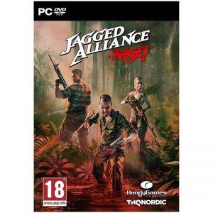 PC Jagged Alliance Rage!