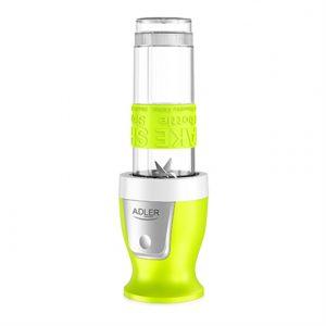Adler AD 4075 Green, 750 W, Plastic, 0.57 L, Type Personal Blender