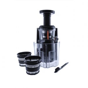Adler Slow Juicer AD 4116 Type Electrical, Black/stainless steel, 150 W, Extra large fruit input, Number of speeds 1, 85 RPM