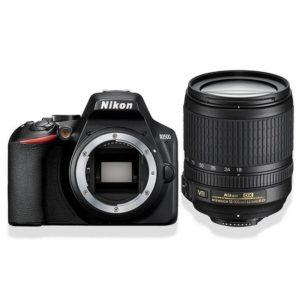 DSLR Nikon D3500&18-105mm VR AF-S,must
