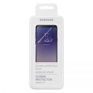 Samsung Galaxy S9 ekraanikaitse kile