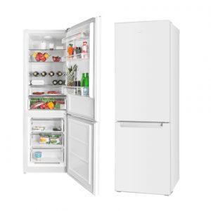 ETA Refrigerator ETA236490000 Free standing, Combi, Height 185.5 cm, A+++, Fridge net capacity 222 L, Freezer net capacity 90 L, 42 dB, White