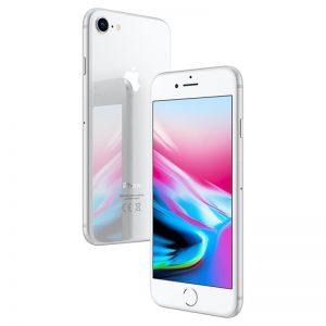 Apple iPhone8 64GB, hõbedane