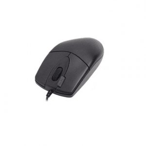 A4Tech OP-620D wired, V-Track padless mouse, Black