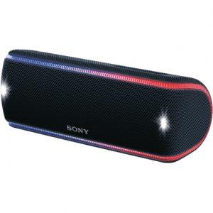 Sony Extra Bass Speaker SRS-XB31B NFC, Bluetooth, Portable, Wireless connection, Black