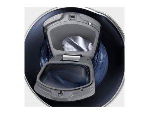 Eestlaetav pesumasin kuivatiga Samsung WD80K5A10OW/LE
